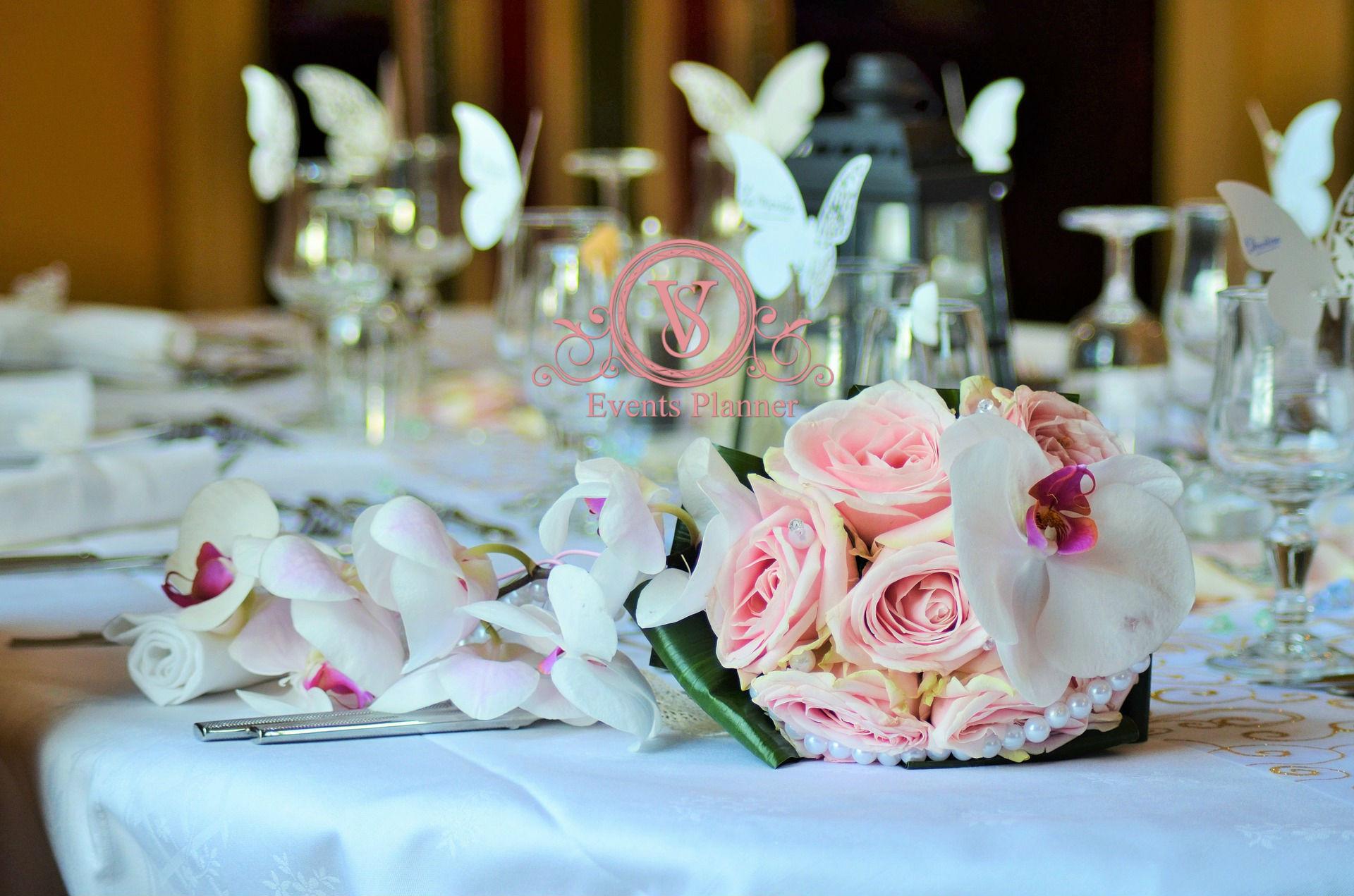 Nunta in aer liber in anul 2019: Care sunt tendintele in materie de decoratiuni